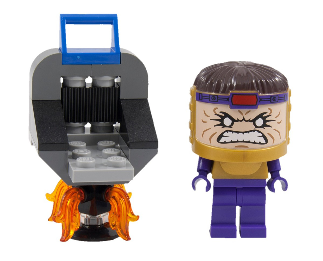 LEGO Marvel Super Heroes MODOK Minifigure [with Hoverchair Loose]