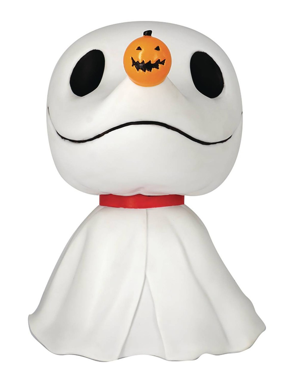 Nightmare Before Christmas Zero PVC Bank Monogram - ToyWiz