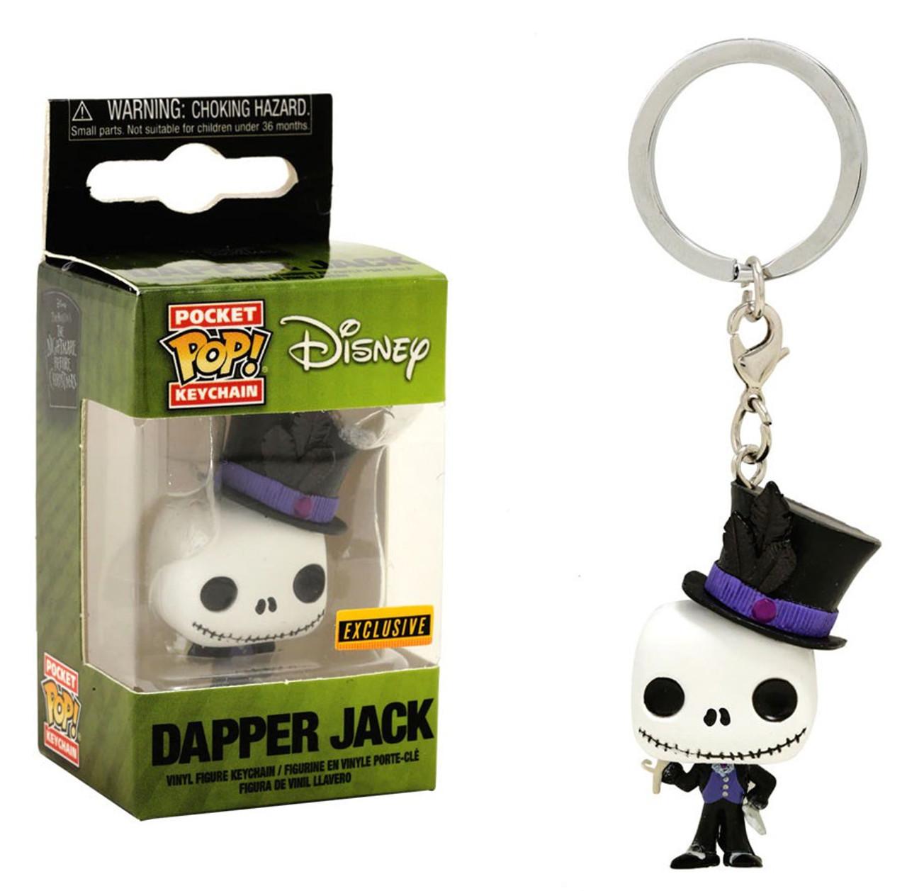 Funko Nightmare Before Christmas Pocket POP Movies Dapper Jack ...