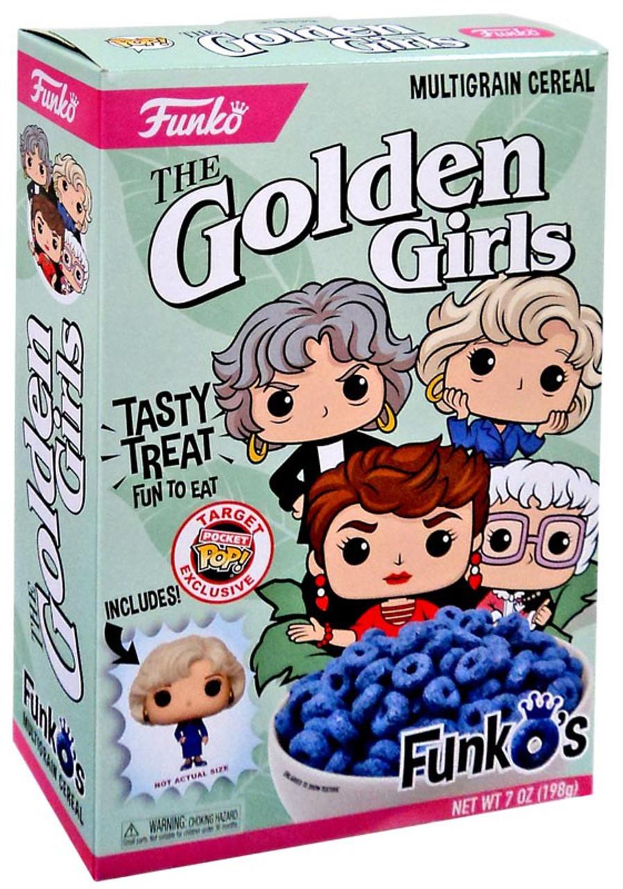 FunkO's The Golden Girls Exclusive Breakfast Cereal