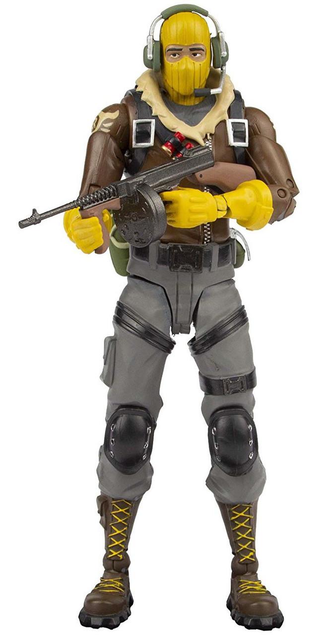 Mcfarlane Toys Fortnite Series 1 Raptor 7 Action Figure