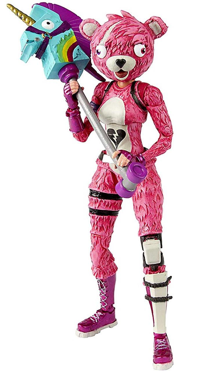 Mcfarlane Toys Fortnite Series 1 Cuddle Team Leader 7 Action Figure