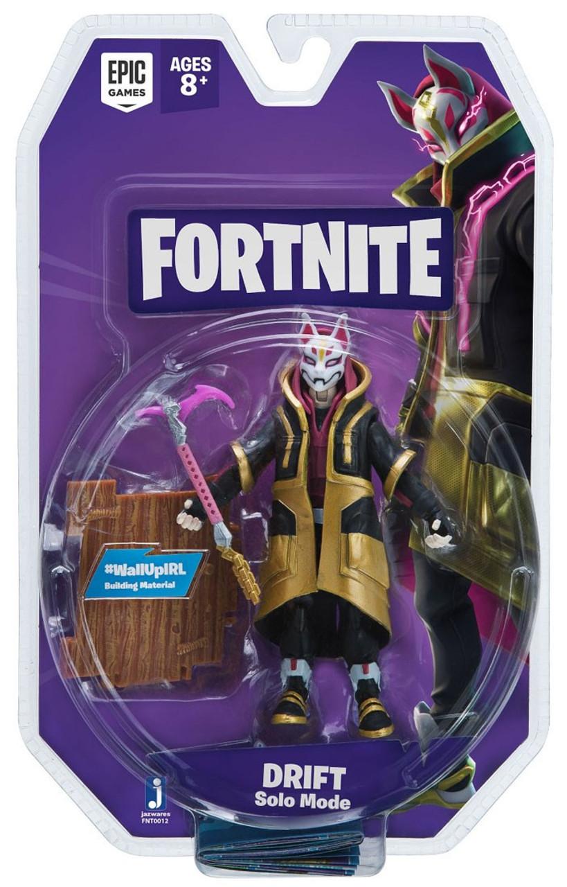 Fortnite Drift 4 Action Figure Solo Mode Jazwares Toywiz