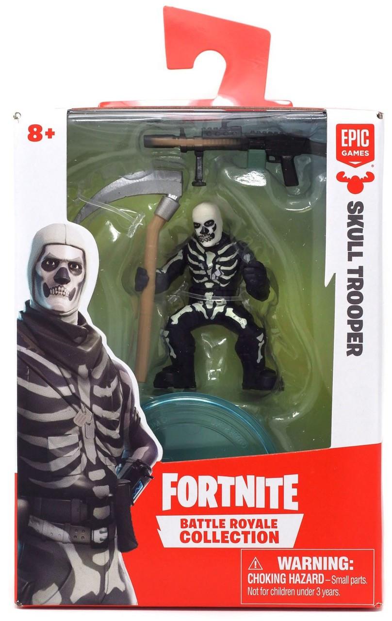 Fortnite Epic Games Battle Royale Collection Skull Trooper 2 Mini