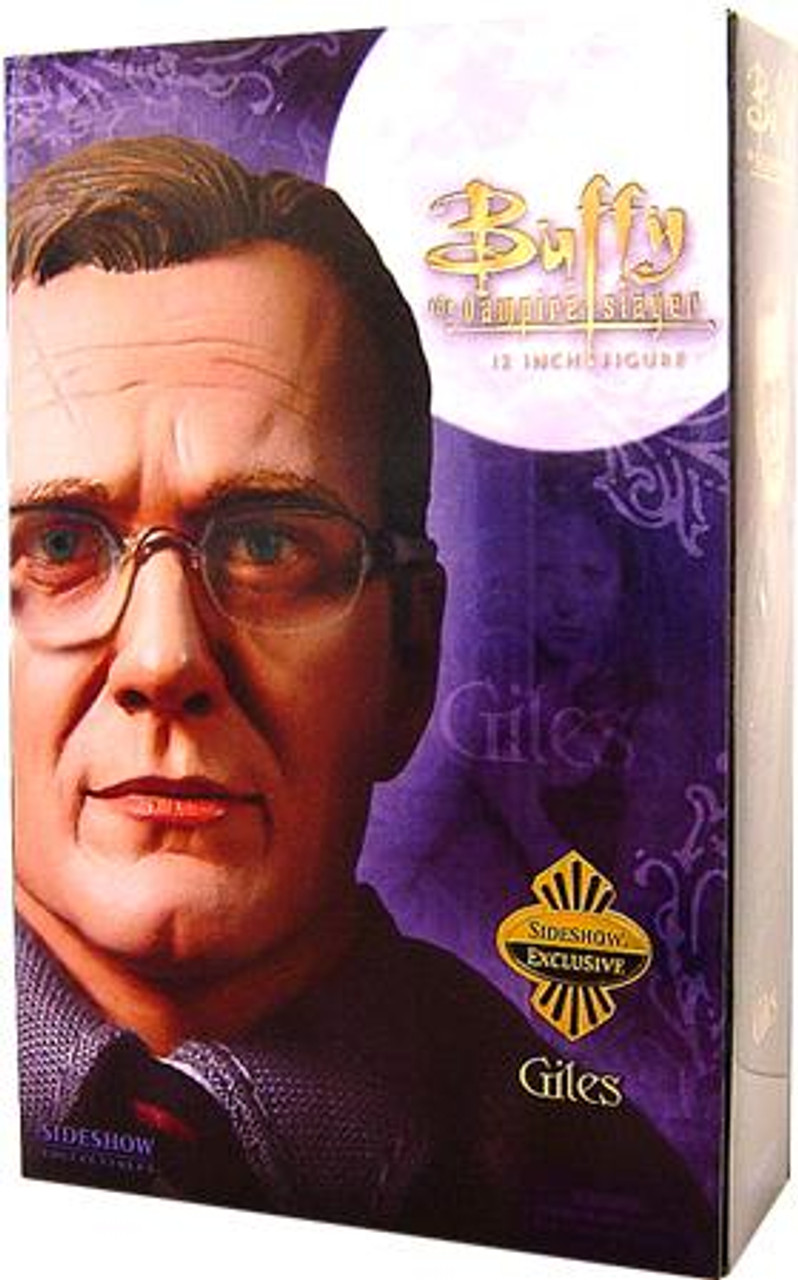 Buffy The Vampire Slayer Giles Exclusive 1/6 Collectible Figure