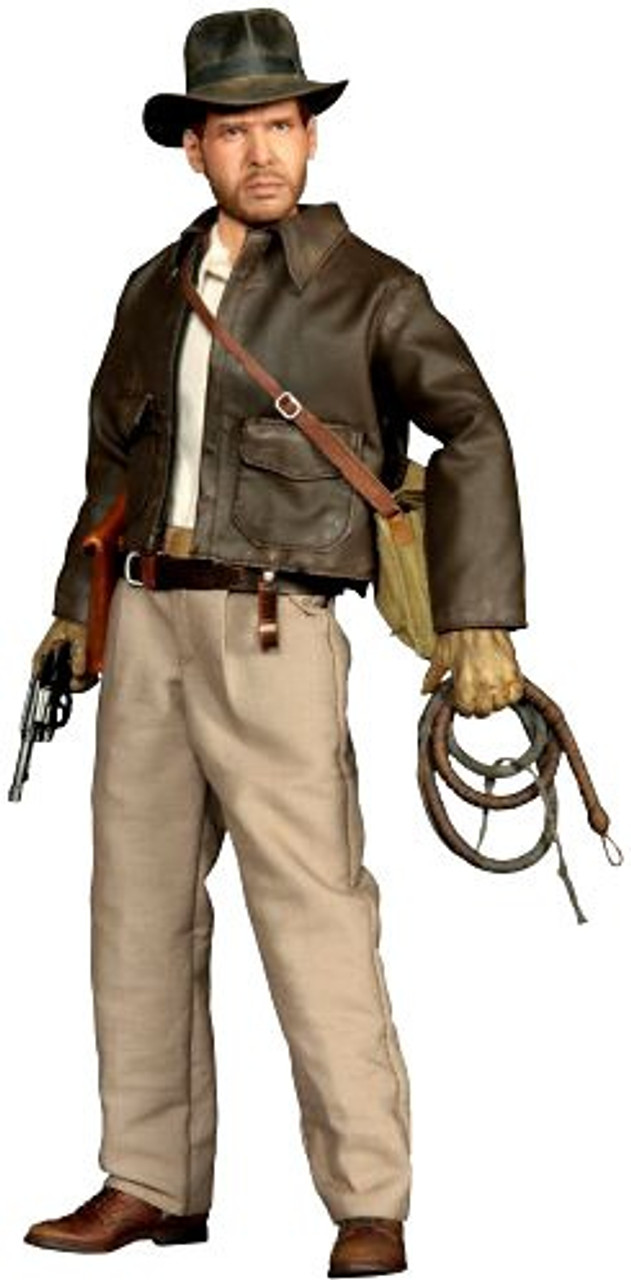 Raiders of the Lost Ark Indiana Jones 1/6 Collectible Figure