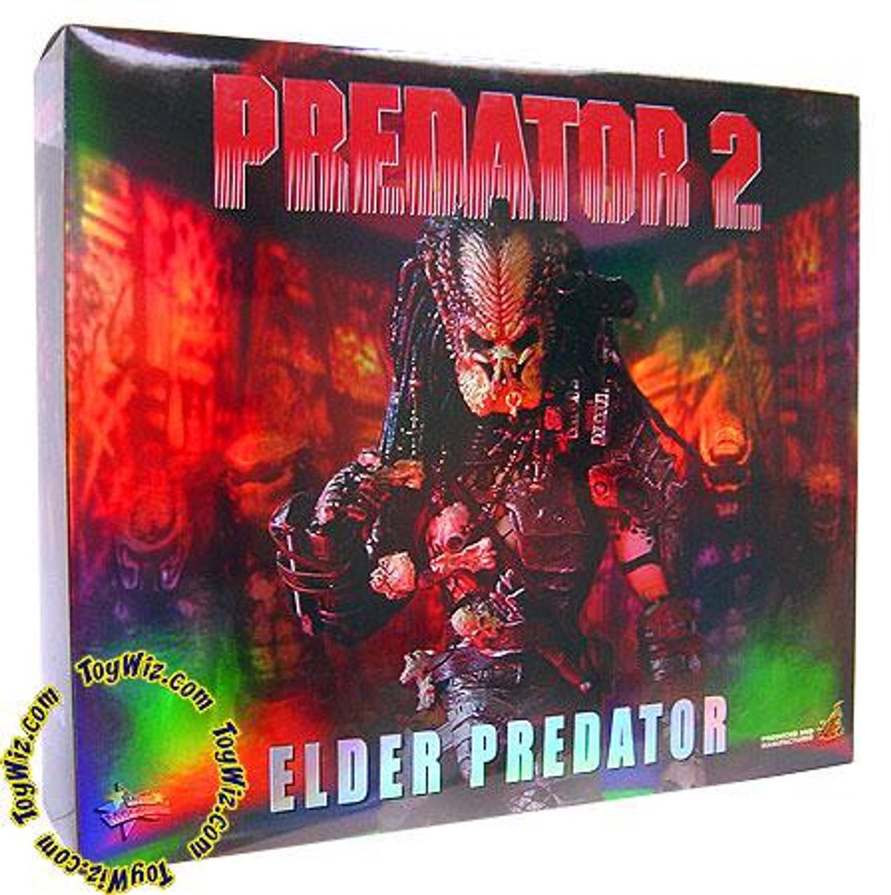 Predator 2 Movie Masterpiece Elder Predator 1/6 Collectible Figure