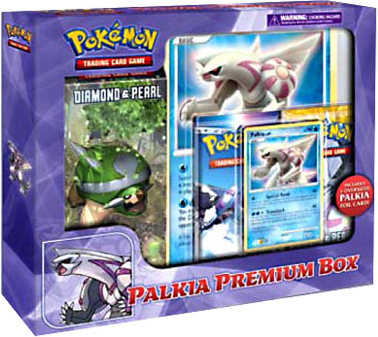 Pokemon Diamond & Pearl Palkia Premium Box