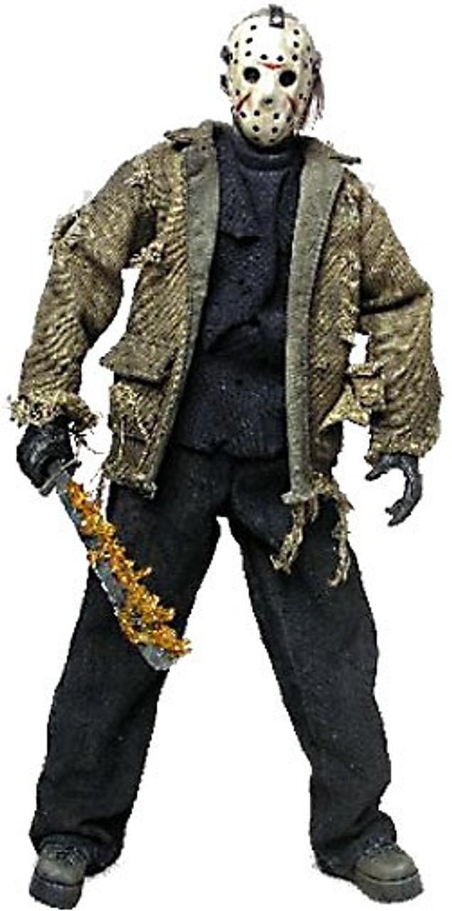 Freddy Vs Jason Jason 1/6 Collectible Figure