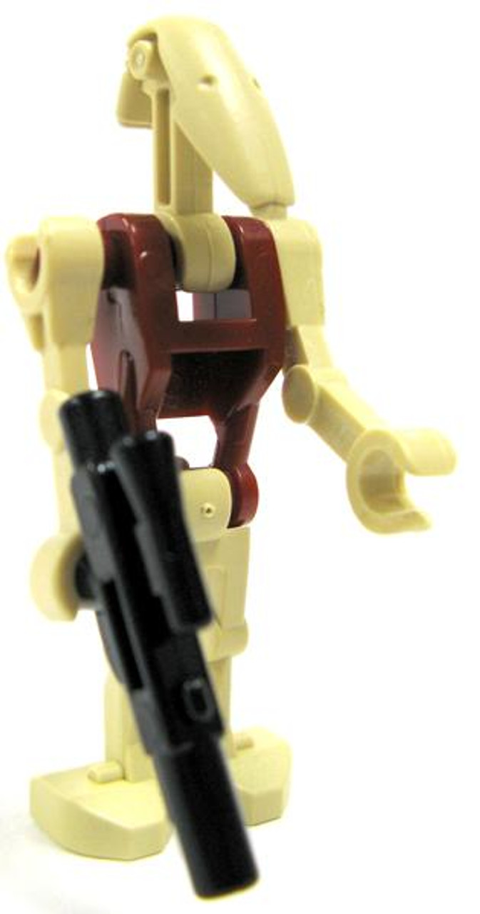 LEGO Star Wars Battle Droid Security Minifigure [Version 2 Loose]