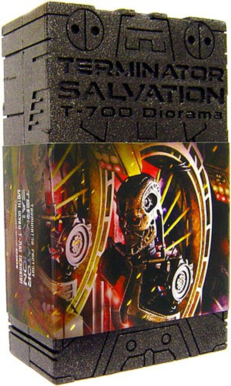 Terminator Salvation T-700 Diorama 1/6 Collectible Figure