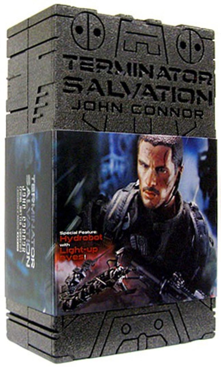 Terminator Salvation John Connor 1/6 Collectible Figure [Final Battle Version]