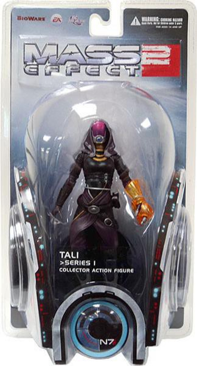 Mass Effect 2 Tali Action Figure