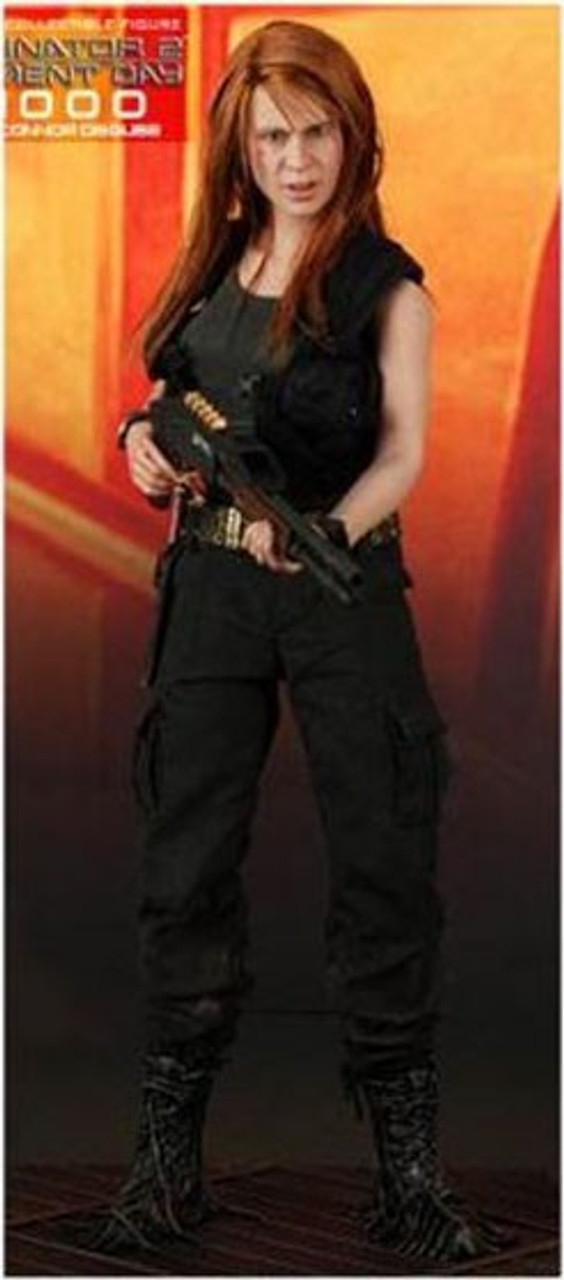 Terminator 2 Judgment Day T-1000 as Sarah Connor 1/6 Collectible Figure
