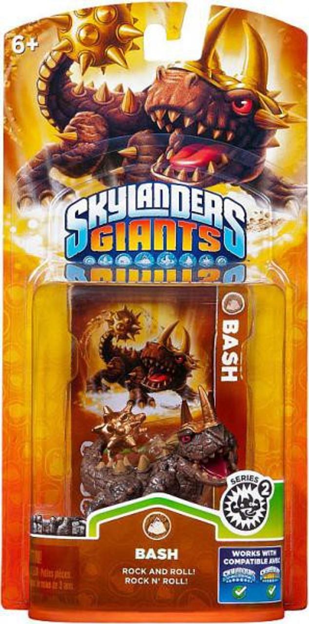 Skylanders Giants Series 2 Bash Figure Pack