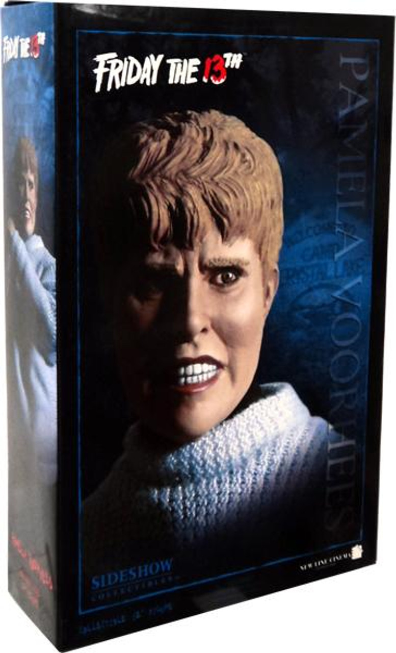 Friday the 13th Pamela Voorhees 1/6 Collectible Figure
