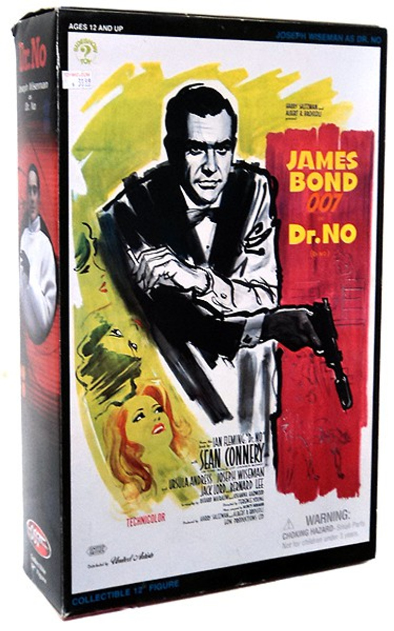 James Bond Dr. No 1/6 Collectible Figure