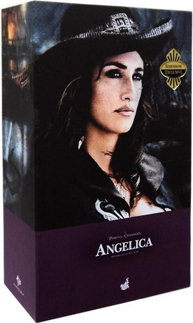 Pirates of the Caribbean Movie Masterpiece Angelica Exclusive 1/6 Collectible Figure