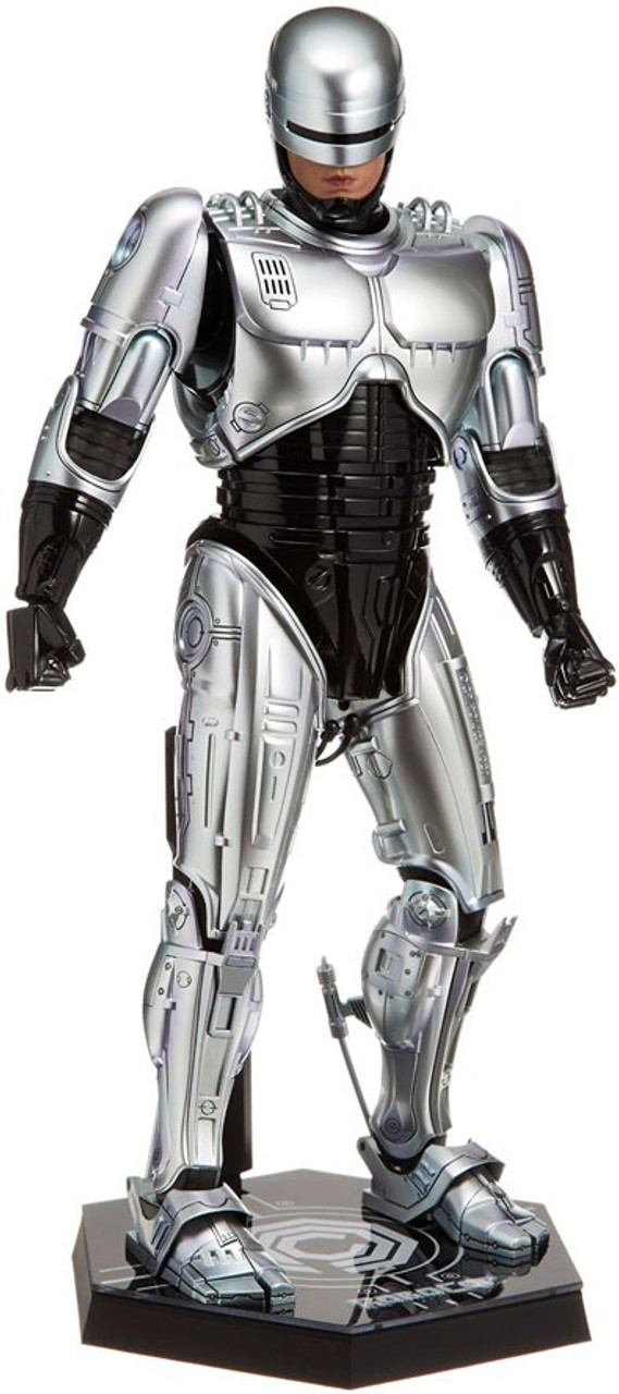 Movie Masterpiece Diecast Robocop Collectible Figure