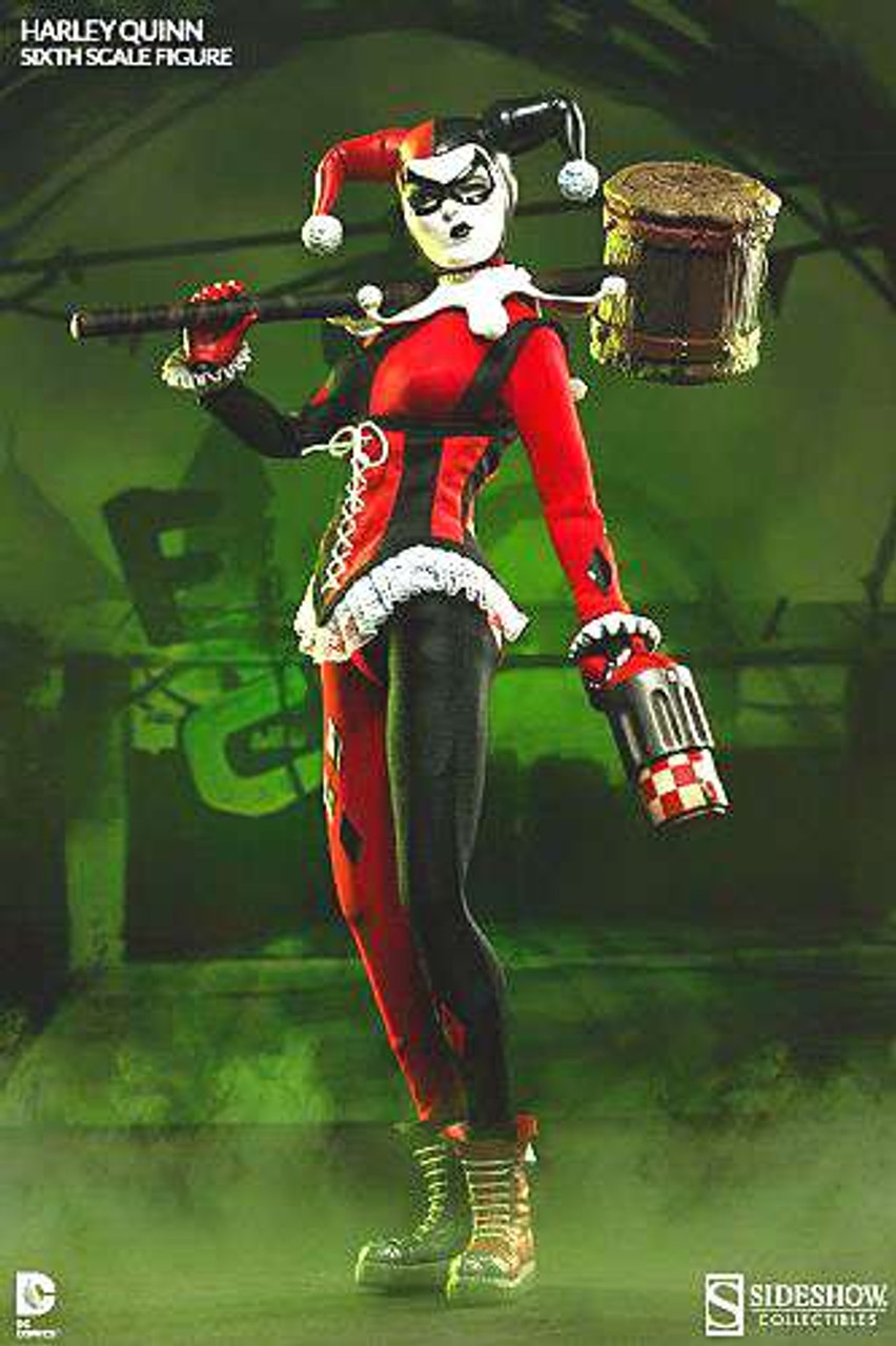 DC Harley Quinn 1/6 Collectible Figure