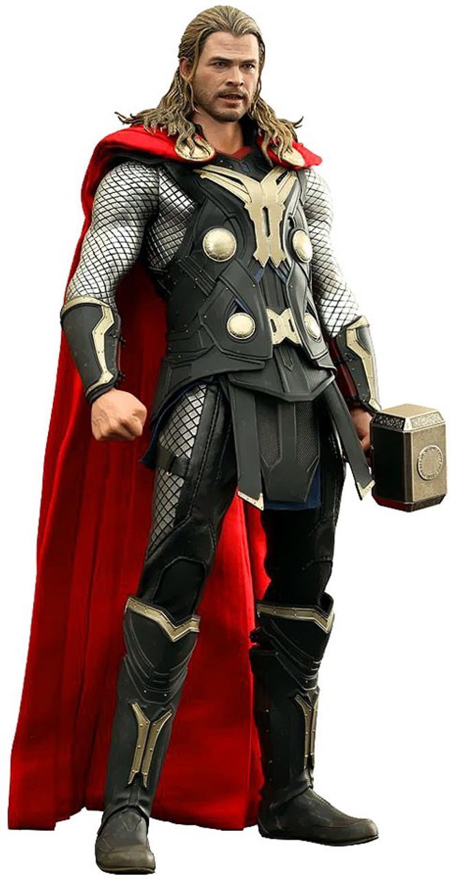 The Dark World Movie Masterpiece Thor Collectible Figure