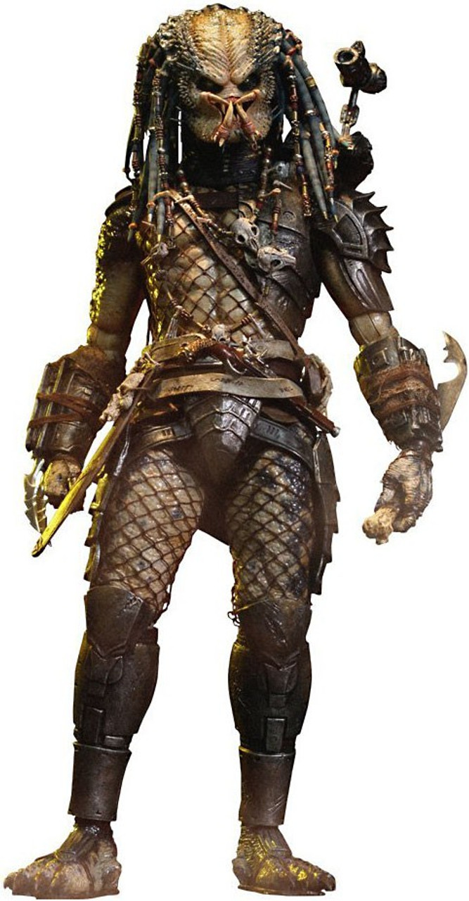 Predator 2 Movie Masterpiece Elder Predator 1/6 Collectible Figure [2014 Version]