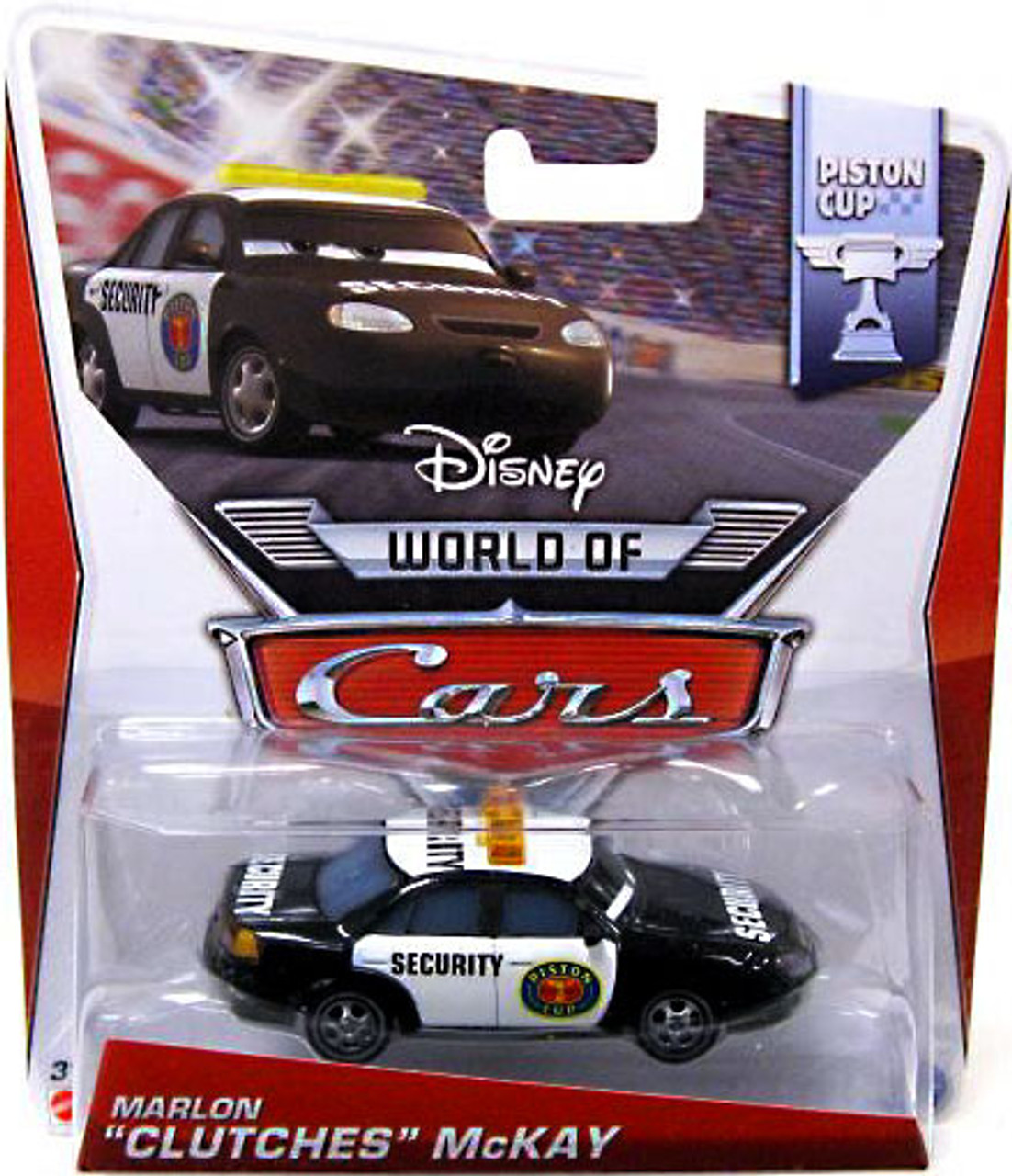 Clutches For Cars : Disney cars the world of series marlon clutches