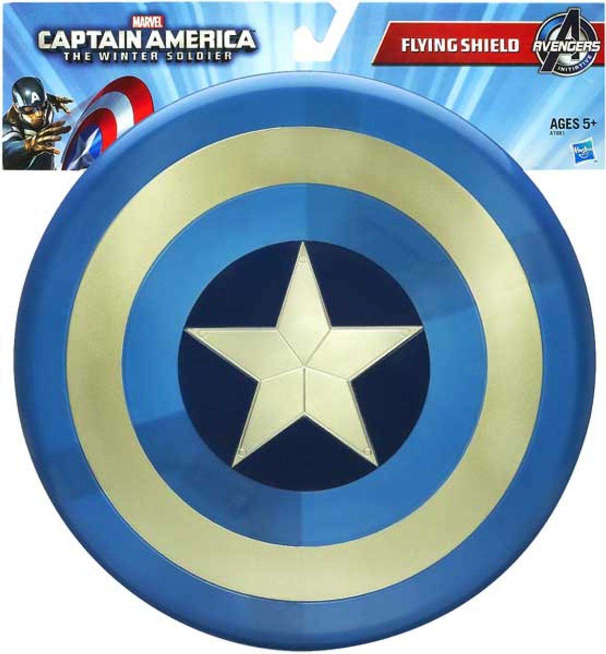 Captain America The Winter Soldier Flying Shield 7 Hasbro Toys Toywiz