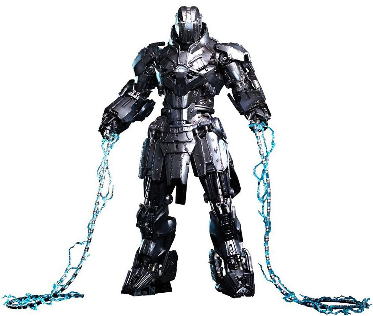 Iron Man 2 Movie Masterpiece Whiplash Mark II Collectible Figure