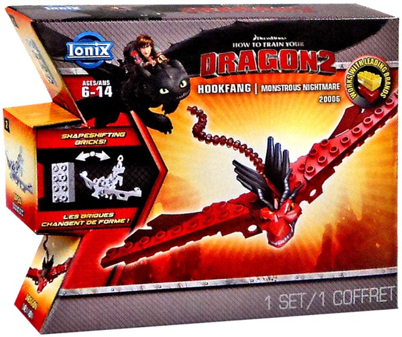 How to train your dragon 2 ionix hookfang monstrous nightmare how to train your dragon 2 ionix hookfang monstrous nightmare 20006 ccuart Images