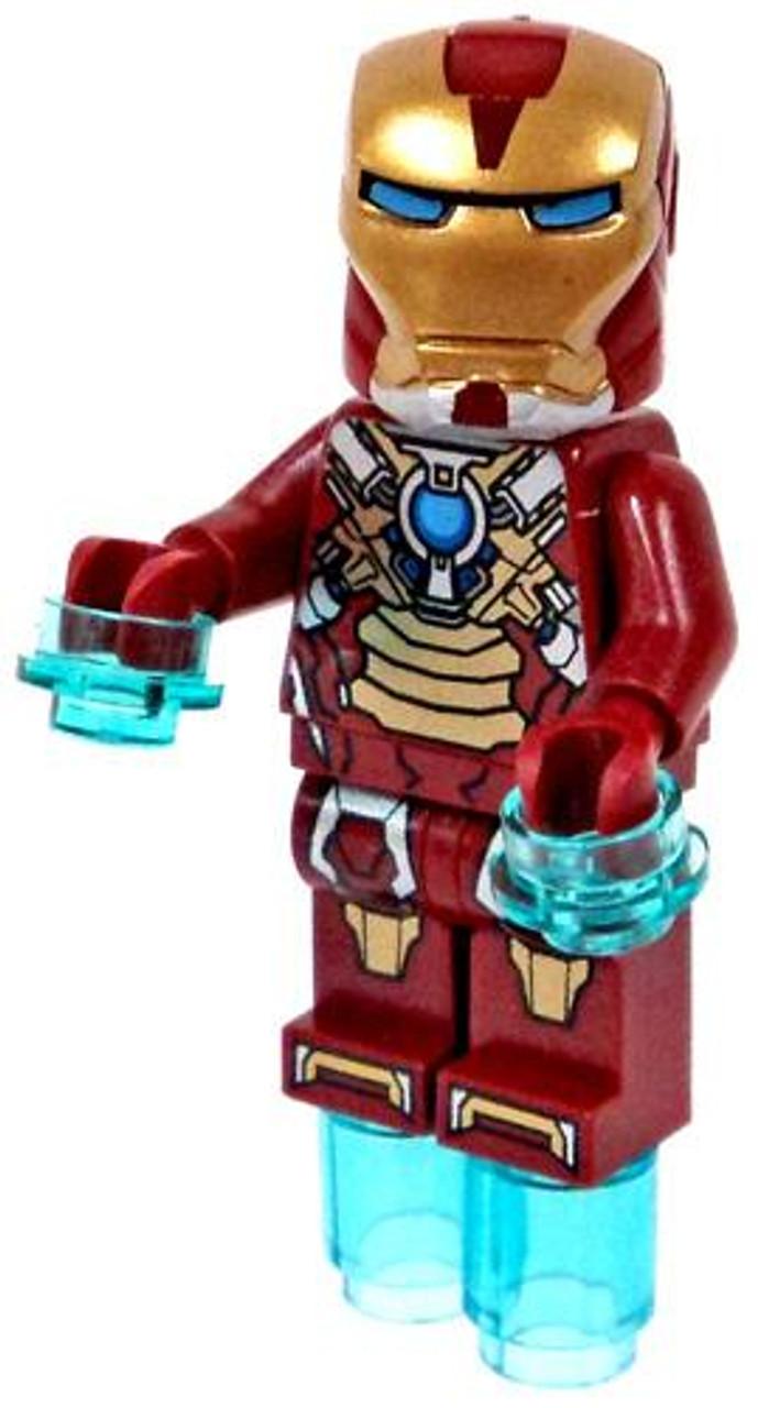 LEGO Marvel Super Heroes Loose Iron Man Mark XVII ...