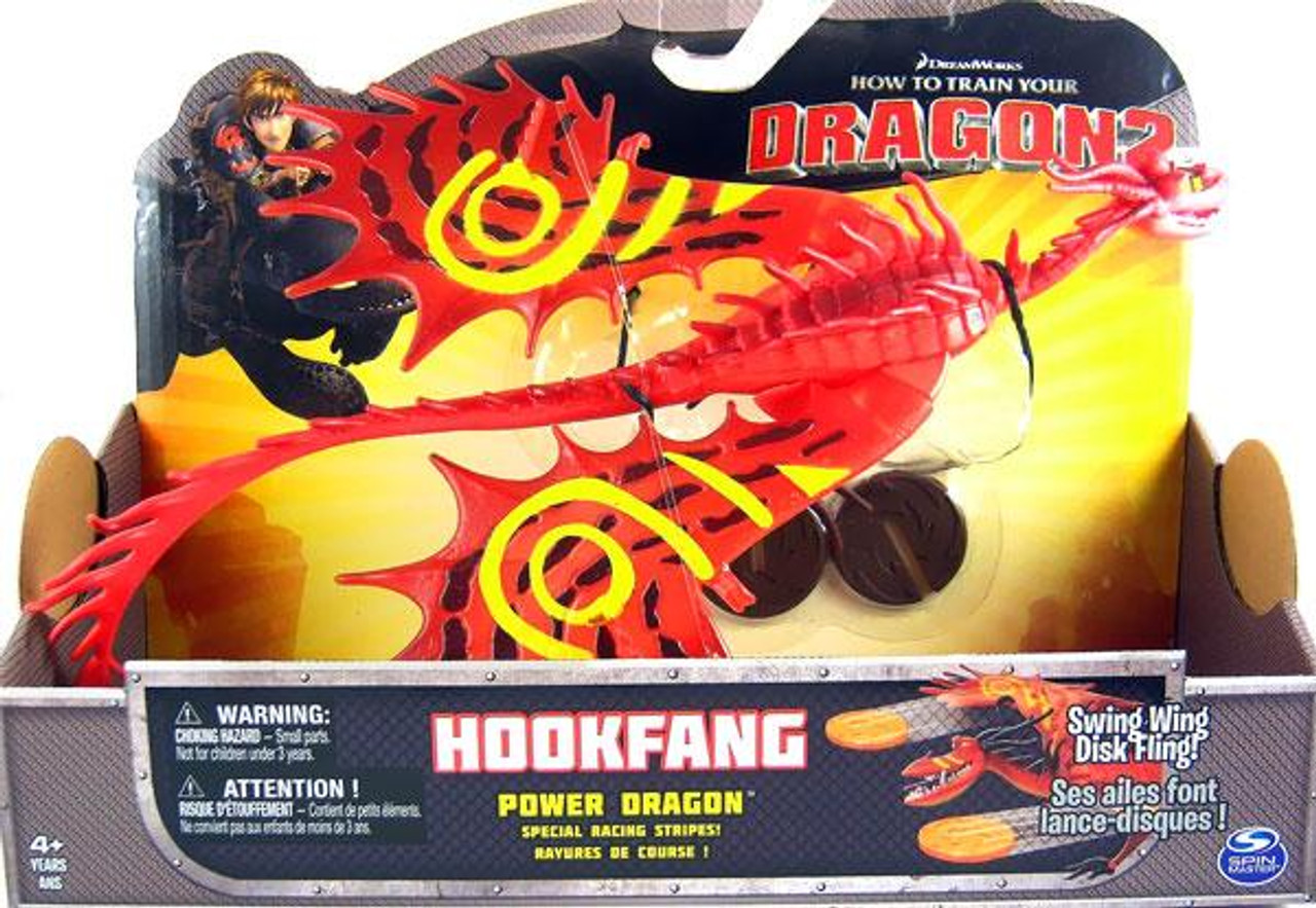 How to train your dragon 2 power dragons hookfang action figure how to train your dragon 2 power dragons hookfang action figure racing stripes spin master toywiz ccuart Choice Image