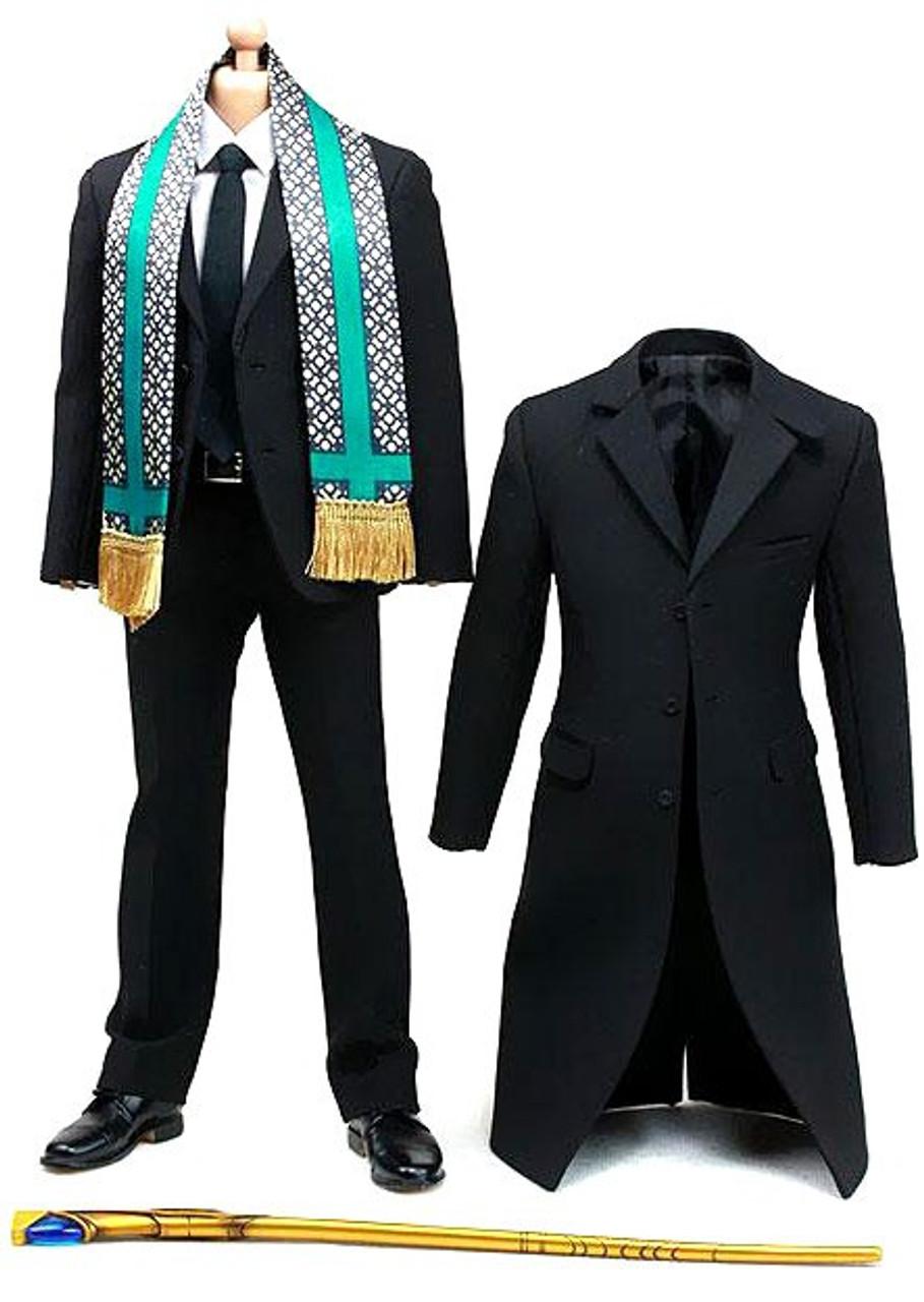 1/6 Fashion Loki Windbreaker Suit Clothing Set [POP-X13]