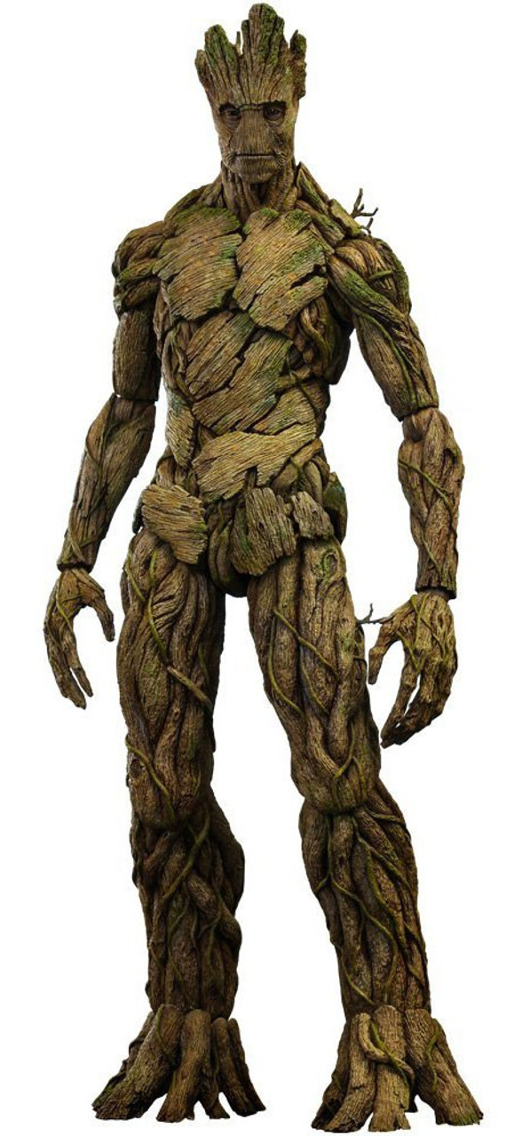 Marvel Guardians of the Galaxy Movie Masterpiece Groot Collectible Figure