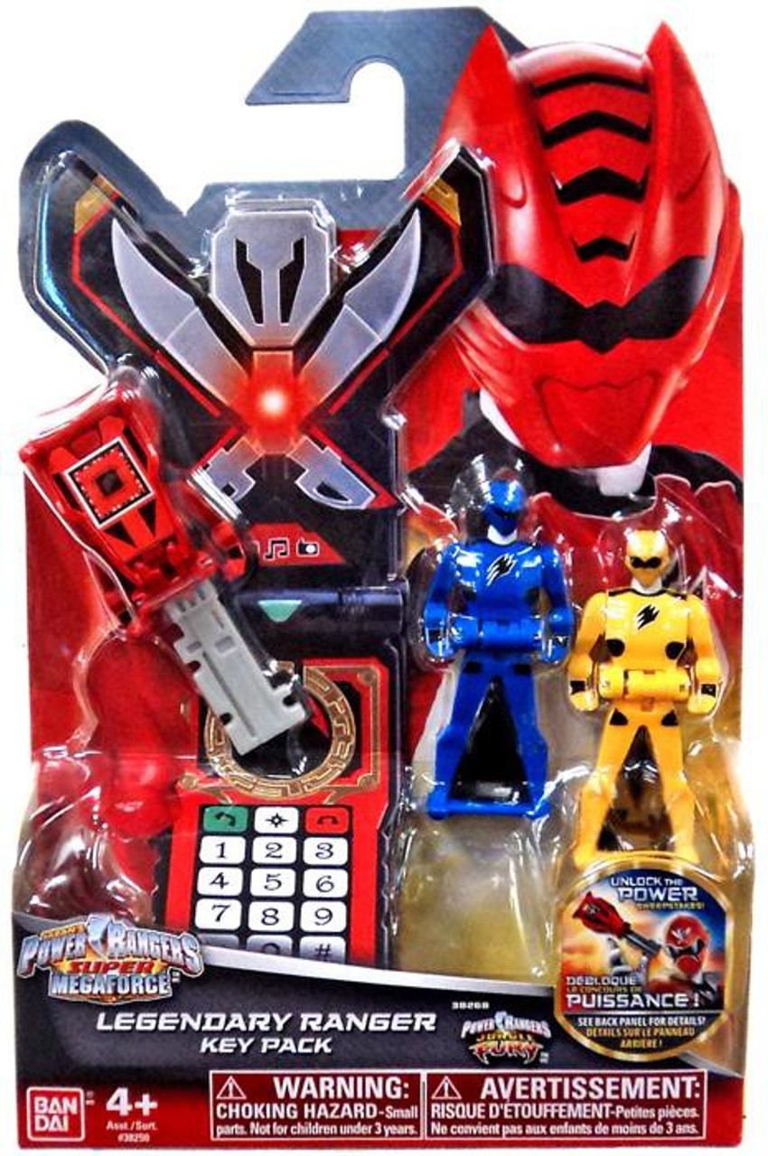 Power rangers super megaforce jungle fury legendary ranger - Power rangers megaforce jungle fury ...