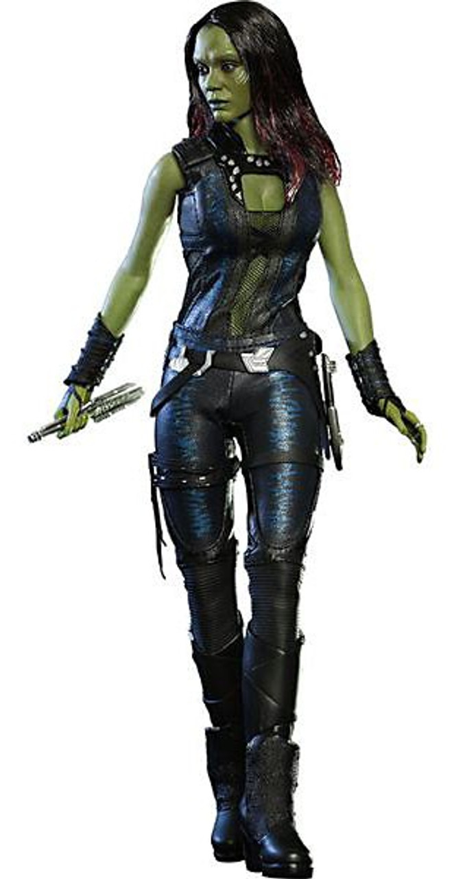 Marvel Guardians of the Galaxy Movie Masterpiece Gamora 1/6 Collectible Figure