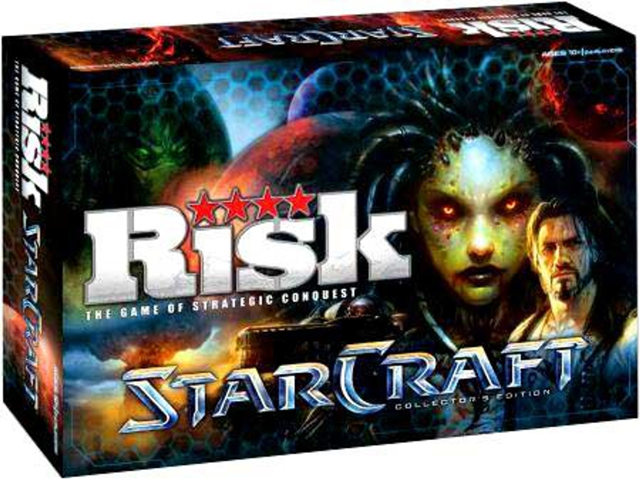 Starcraft Risk Board Game