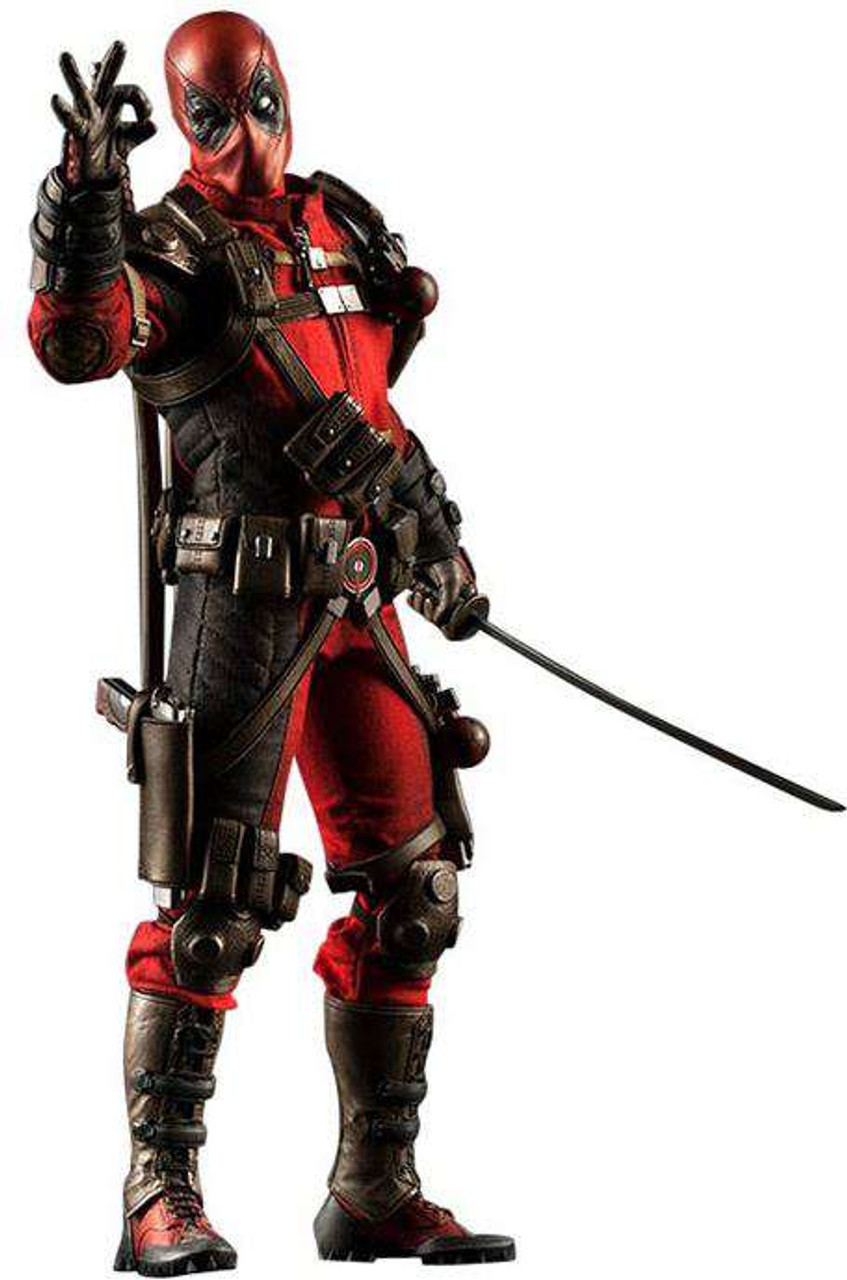 Marvel Deadpool 1/6 Collectible Figure [Sideshow Version]