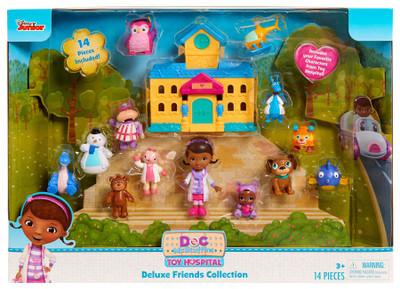 Doc Mcstuffins Plush Toys At Toywiz Com Disney Jr Plush