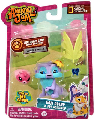 Animal Jam Toys Plush Action Figures Online Game Codes On Sale