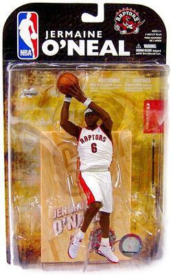 b13ddbd5880d McFarlane Toys NBA Toronto Raptors Sports Picks Series 16 Jermaine O Neal Action  Figure
