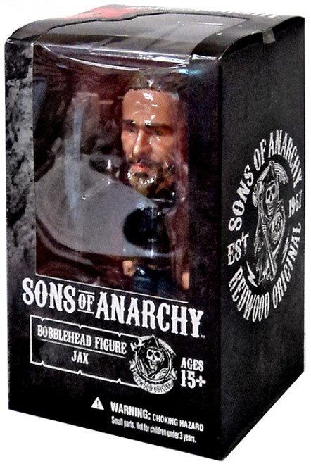 Sons Of Anarchy Jax Teller Bobble Head
