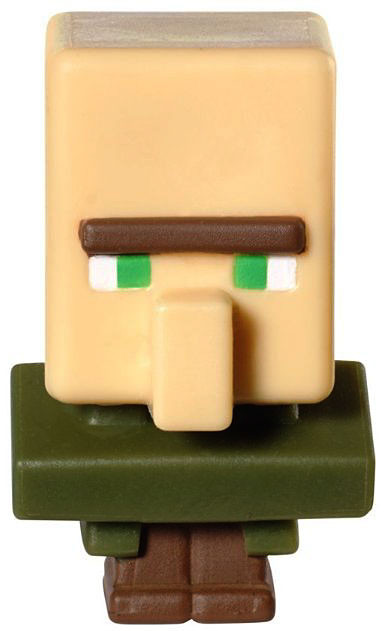 Minecraft Stone Series 2 Villager 1 Mini Figure Loose Mattel Toys