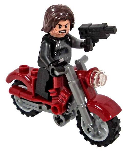 Lego Marvel Super Heroes Captain America: Civil War Winte...