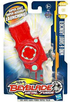 Hasbro Beyblade Metal Fusion Battle Gear Wind & Shoot Lau...