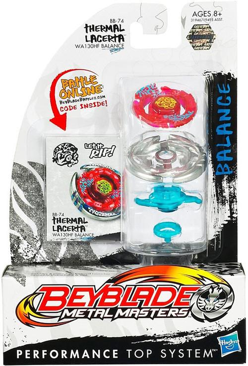 Hasbro Beyblade Metal Masters Thermal Lacerta BB-74