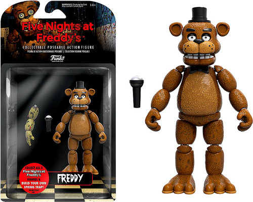 Funko Five Nights At Freddys Series 1 Freddy Action Figure