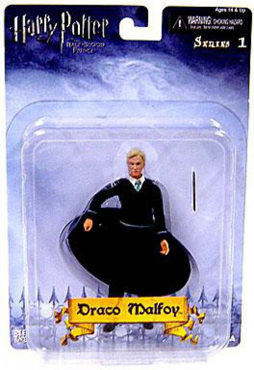 Neca Harry Potter The Half Blood Prince Draco Malfoy Acti...