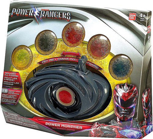 Power Rangers Movie Power Morpher with Power Coin Rolepla...