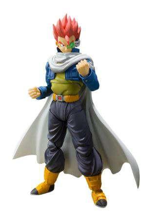 Dragon Ball XenoVerse S.H. Figuarts Xenoverse Time Patrol...